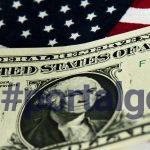 Оптимистическая статистика США заставила доллар расти