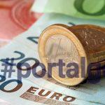 Евро под давлением из-за отрицательной доходности бондов Германии