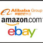 Доля Alibaba, eBay и Amazon в общем объеме международных покупок – 65 %