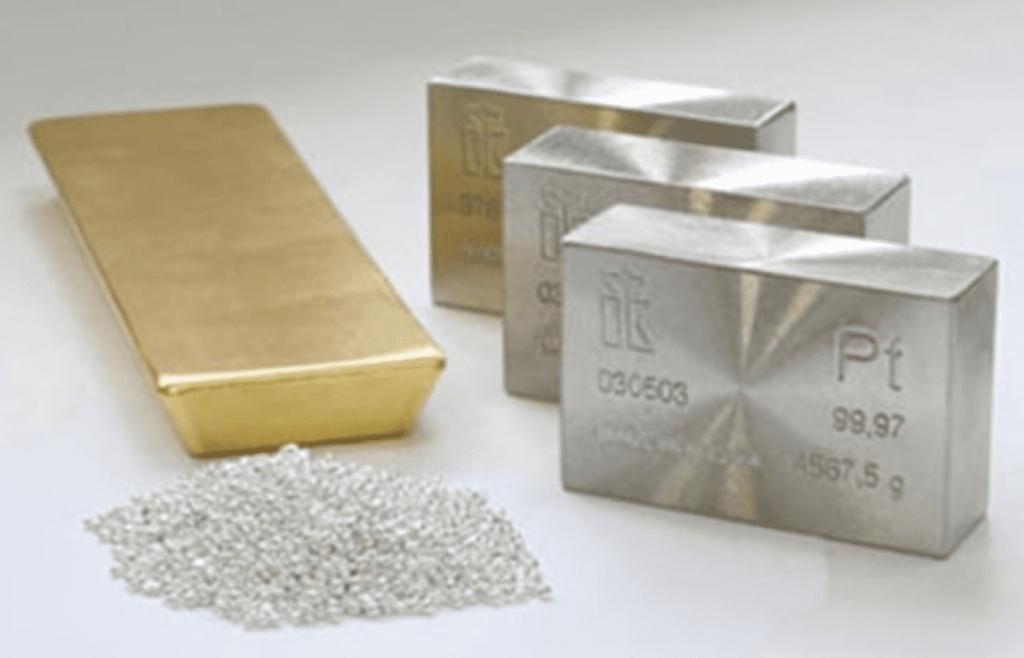 Инвестирование: рынок ценных металлов